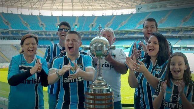 Gremistas relembram momentos marcantes na campanha da Libertadores de 2017