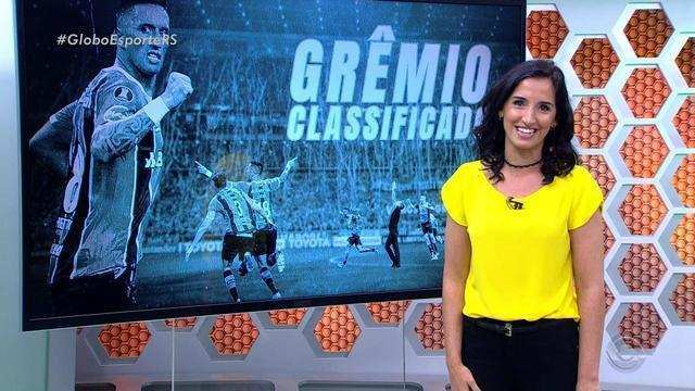 Globo Esporte RS - Bloco 1 - 21/09