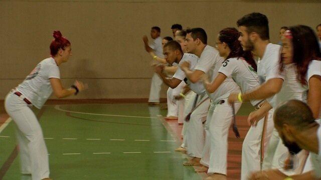 Cuiabá recebe a melhor capoeirista mundo na atualidade