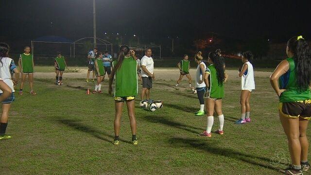Rio Negro se prepara para Campeonato Amazonense feminino