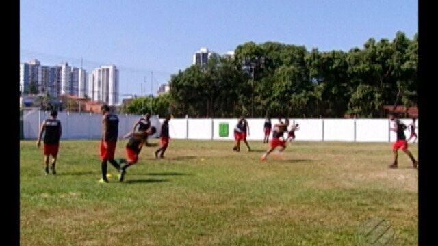 Sport Belém está em fase final de preparação para a Segundinha