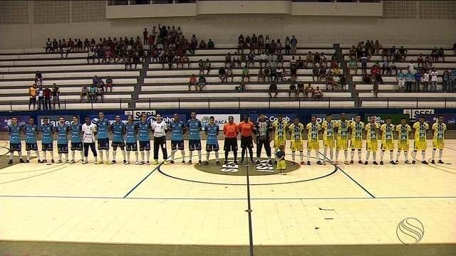 Futsal: Aracaju vence novamente Socorro pela Copa TV Sergipe