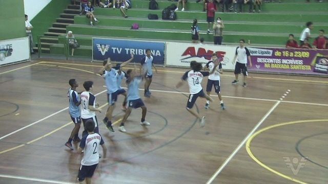 Confira os classificados para as quartas de final do Handebol Escolar