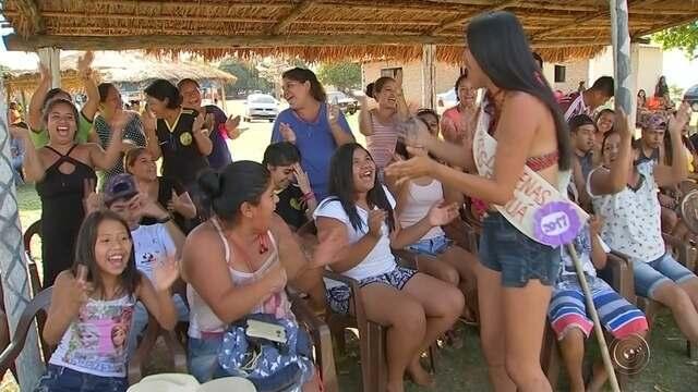 Jogos Indígenas seguem até domingo em Avaí