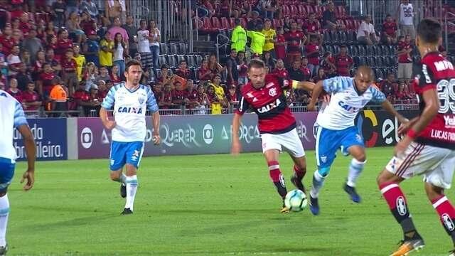 Melhores momentos de Flamengo 1 x 1 Avaí pela 25ª rodada do Brasileirão