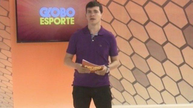 Globo Esporte - programa de 25/08/2017 - Íntegra
