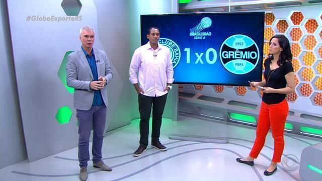 Globo Esporte RS - bloco 1 - 25/09