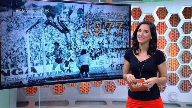 Confira a íntegra do Globo Esporte RS desta segunda-feira (25)