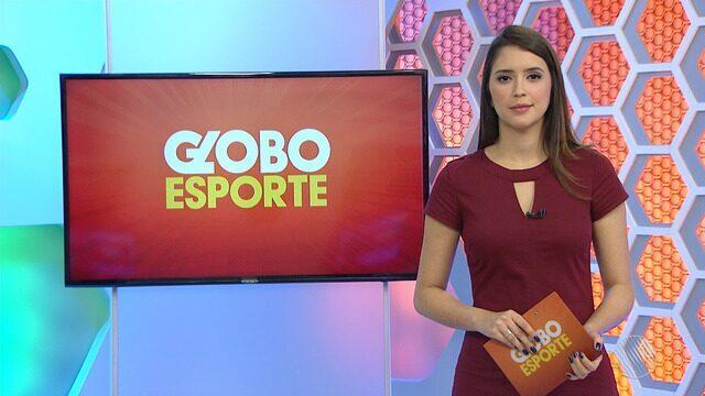 Globo Esporte BA - Íntegra do dia 25/09/2017