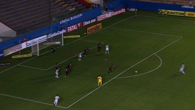 Confira os melhores momentos de Oeste 0 x 1 Ceará em Barueri