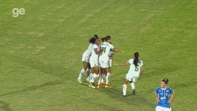 Veja os gols de Iranduba 3 x 1 Penarol-AM, pelo AM feminino