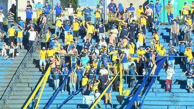 São José e Aimoré decidem a Copa Paulo Sant'Ana
