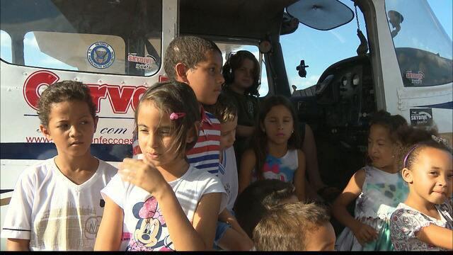 Aeroclube de Campina Grande tem programação especial em homenagem às crianças