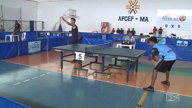 Definido campeões do tênis de mesa, nos JEMs