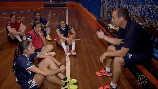 Futsal de Campo Grande se prepara para disputar Jogos Universitários Brasileiros