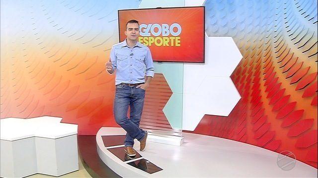 Globo Esporte MS - programa de terça-feira, 17/10/2017 - 1º bloco
