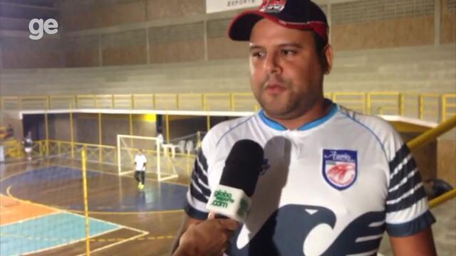 Técnicos opinam sobre partida entre Lajedo e Águia Futsal/Lagoa dos Gatos