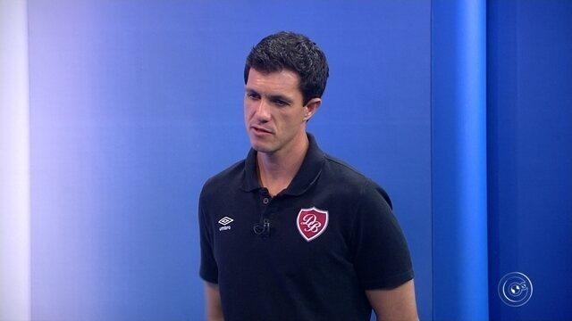Treinador do Desportivo Brasil conta os preparativos para as finais da Copa Paulista