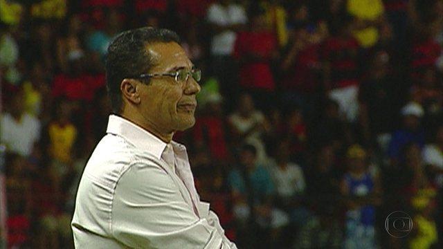 Baú do Esporte: Sport x Santos, em 2007