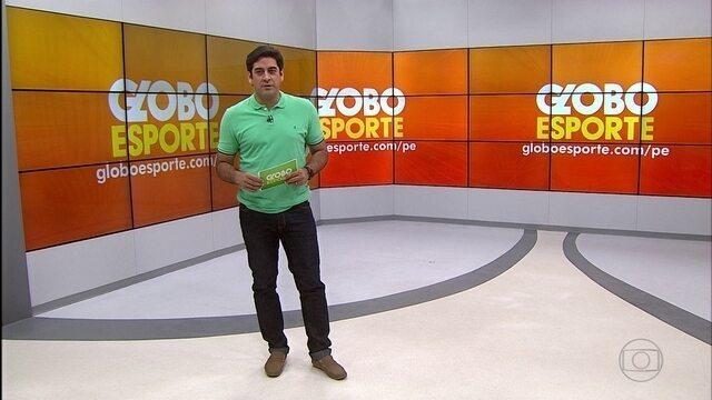 Globo Esporte/PE - 19/10/2017