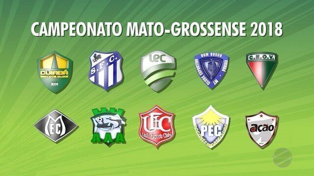 Mato-Grossense 2018: arbitral define novo formato; 10 clubes estão confirmados
