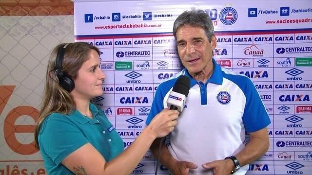 Carpegiani fala de erros do Bahia e elogia o Flamengo, apesar de achar placar dilatado