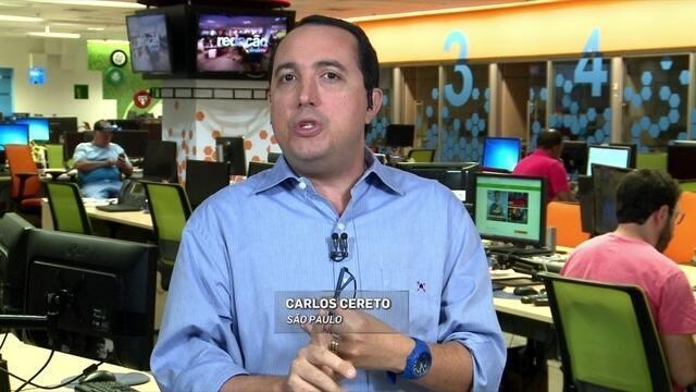"""Cereto analisa o Santos no Campeonato Brasileiro: """"Desandou"""""""