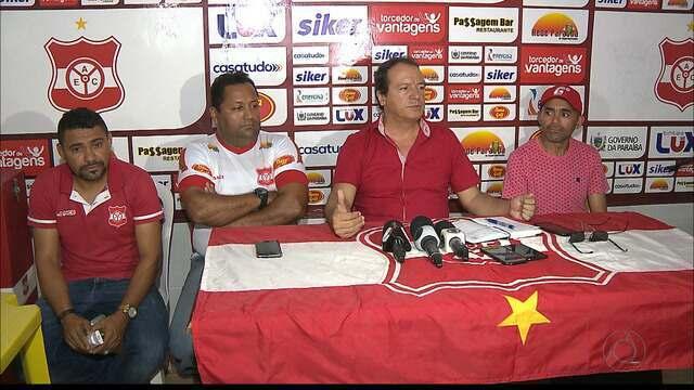 Auto Esporte apresenta Severino Maia como técnico e anuncia parceria com SP Crystal
