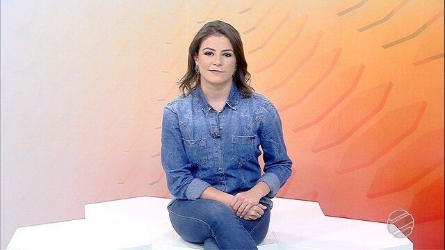 Globo Esporte MS - programa de sábado, 21/10/2017 - 2º bloco