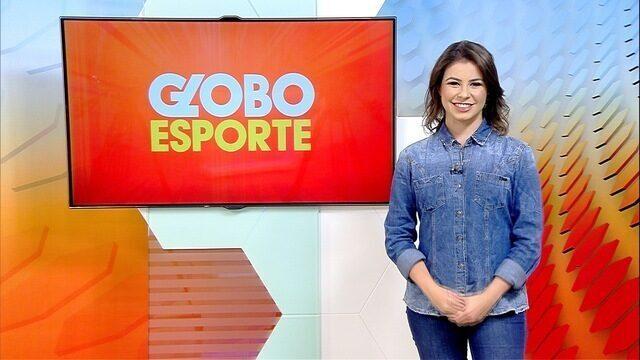 Globo Esporte MS - programa de sábado, 21/10/2017 - 1º bloco