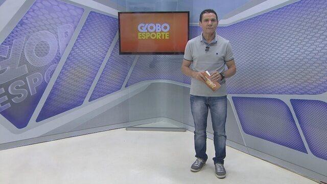 Veja a íntegra do Globo Esporte RO deste sábado, 21