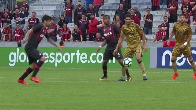 Melhores momentos de Atlético-PR 2 x 1 Sport pela 30ª rodada do Campeonato Brasileiro