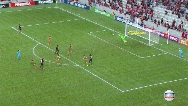 Sport perde novamente e Luxemburgo admite briga contra o rebaixamento
