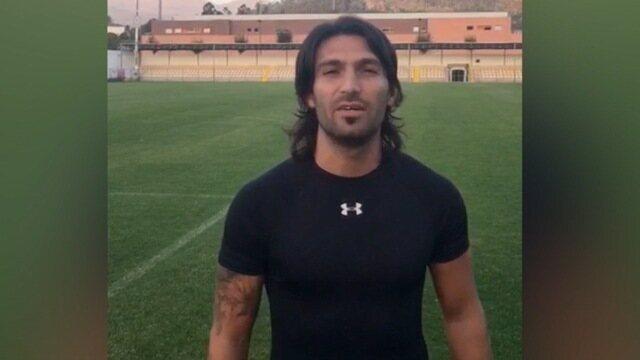 """Ex-Fla, argentino Colace lembra expulsão contra o Vasco e avisa: """"Voltaria de graça"""""""