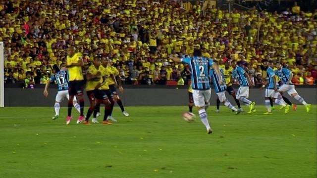 BLOG: Grêmio está mais próximo da classificação para a final da Libertadores