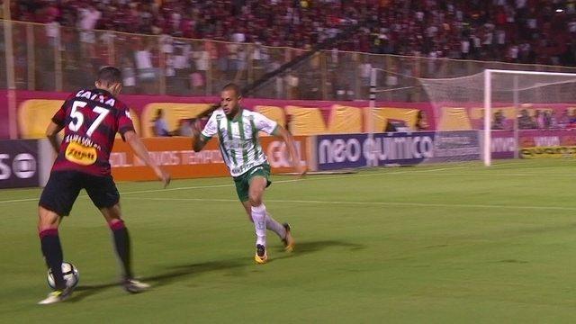 BLOG: Em Salvador, Palmeiras faz a sua pior partida na temporada