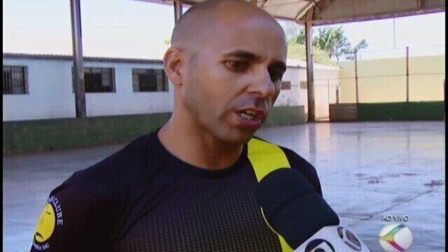 Organização faz últimos ajustes antes do Campeonato Brasileiro de Peteca no Praia Clube