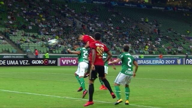 Melhores momentos: Palmeiras 5 x 1 Sport pela 35ª rodada do Brasileirão 2017