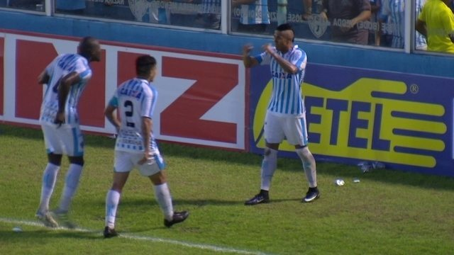 Os gols de Paysandu 4 x 2 Santa Cruz pela 37ª rodada da Série B do Brasileiro
