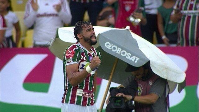Os gols de Fluminense 2 x 0 Ponte Preta pela 36ª rodada do Campeonato Brasileiro