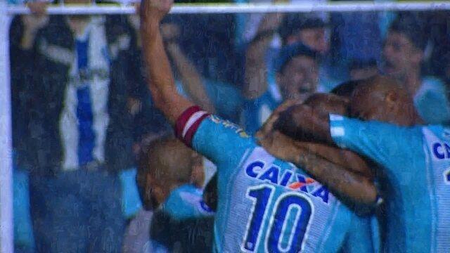 Os gols de Avaí 2 x 1 Palmeiras pela 36ª rodada do Campeonato Brasileiro