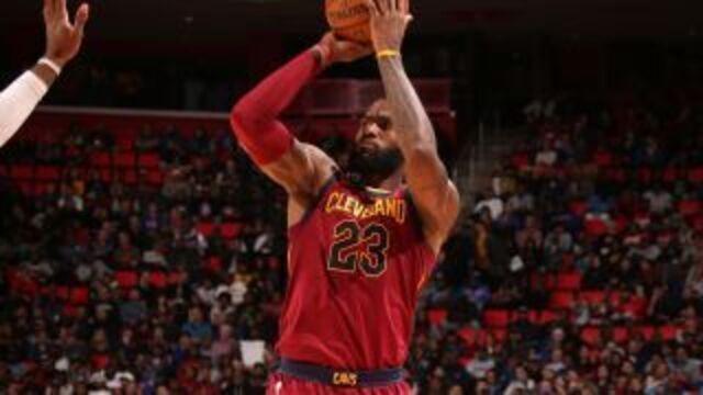 Melhores momentos: Cleveland Cavaliers 116 x 88 Detroit Pistons pela NBA