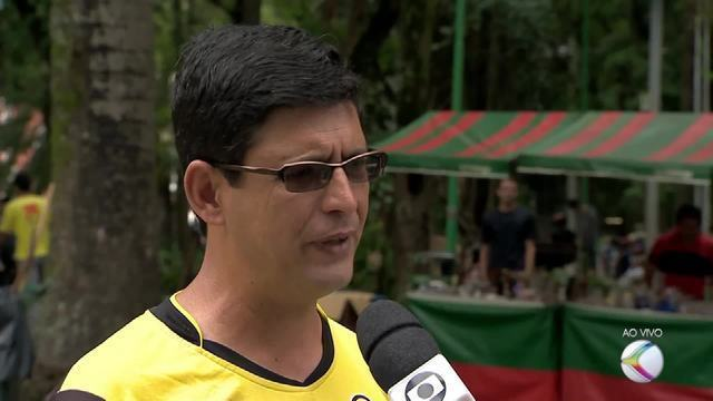 Uberabinha realiza seleção para jovens atletas em Juiz de Fora