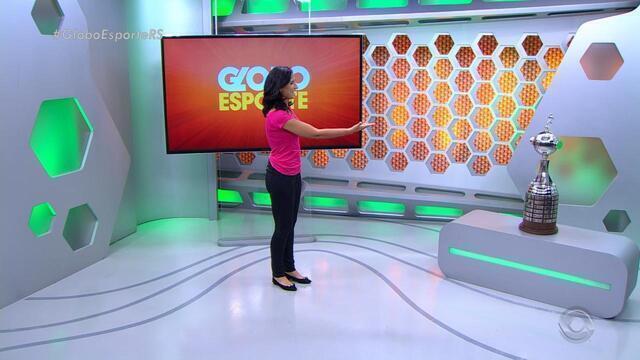 Confira a íntegra do Globo Esporte RS desta terça-feira (22)