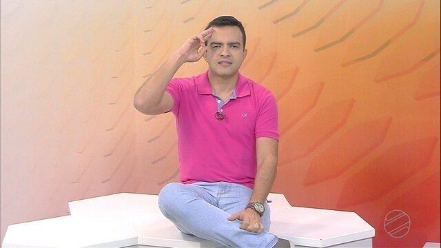 Globo Esporte MS - programa de terça-feira, 21/11/2017 - 1º bloco