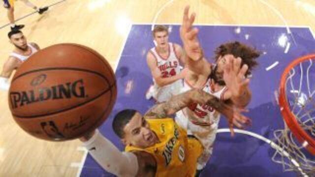 Melhores momentos: Chicago Bulls 94 x 103 Los Angeles Lakers pela NBA