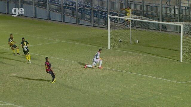 Veja os gols de Cliper 3 x 0 Tarumã