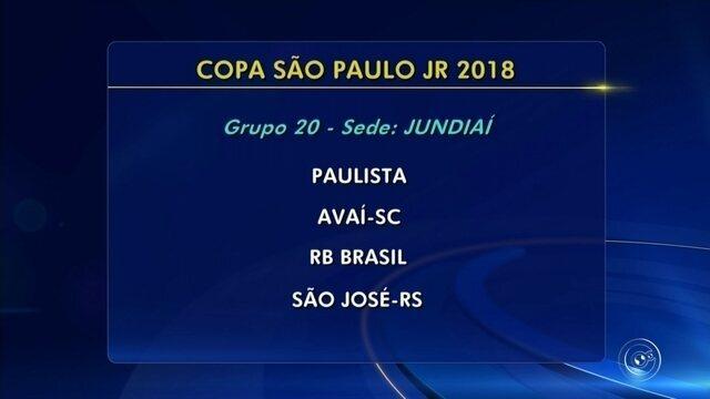 Copa São Paulo define grupos para edição 2018