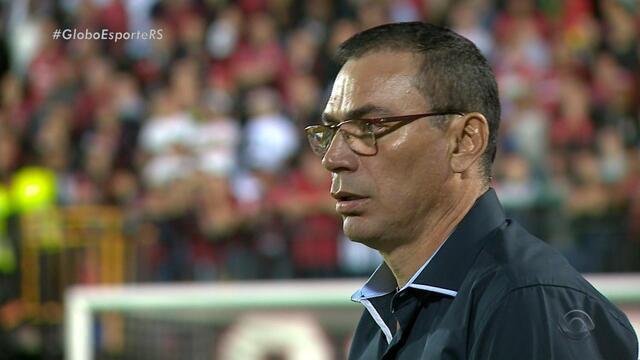 Com contrato renovado, Clemer comanda Brasil-RS diante do Criciúma