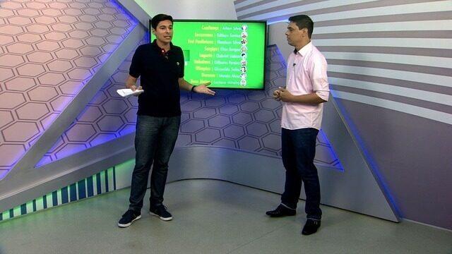 Felipe de Pádua e João Áquila comentam sobre os esportes em Sergipe